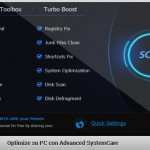 Optimice su PC con Advanced SystemCare