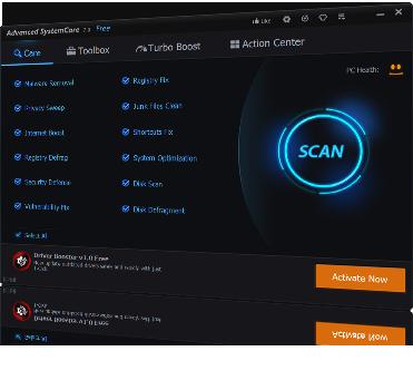 Advanced SystemCare 7